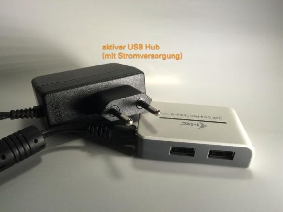 aktiver USB-Hub