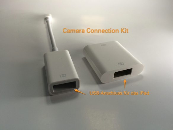 Camera Connection Kit
